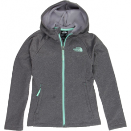 The North Face HW Agave Full-Zip Hoodie – Girls'