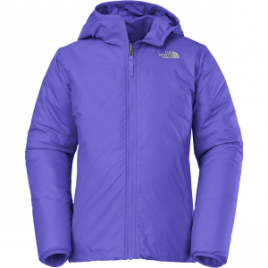 The North Face Perseus Reversible Fleece Jacket – Girls'
