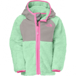 The North Face Chimboraza Fleece Hooded Jacket – Toddler Girls'