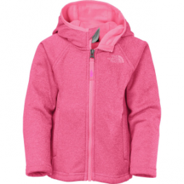 The North Face HW Agave Fleece Hooded Jacket – Toddler Girls'