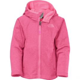 The North Face HW Agave Fleece Hooded Jacket – Toddler Girls'