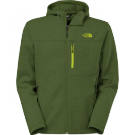 The North Face Haldee Hooded Fleece Jacket – Men's
