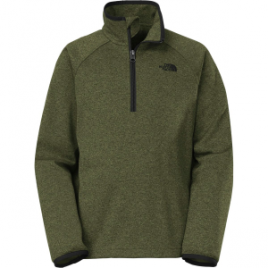 The North Face Canyonlands 1/4-Zip Fleece Jacket – Boys'