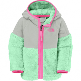 The North Face Chimborazo Hooded Fleece Jacket – Infant Girls'