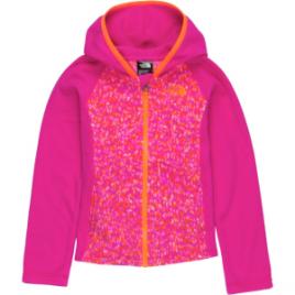The North Face Glacier Fleece Hooded Jacket – Toddler Girls'