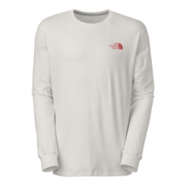 The North Face Red Box T-Shirt – Long-Sleeve – Men's