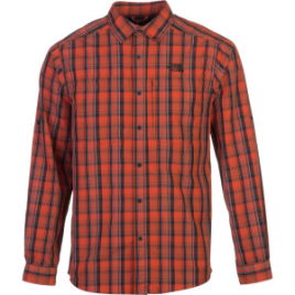 The North Face Tek Hike Plaid Shirt – Long-Sleeve – Men's