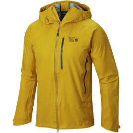 Mountain Hardwear Alchemy Hooded Jacket – Men's