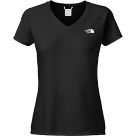 The North Face Reaxion Amp V-Neck T-Shirt – Short-Sleeve – Women's