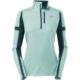 The North Face Impulse Active 1/4-Zip Shirt – Long-Sleeve – Women's