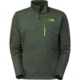 The North Face Canyonlands Fleece Pullover Jacket – 1/2-Zip – Men's