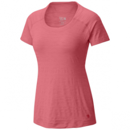 Mountain Hardwear Mighty Stripe Shirt – Short-Sleeve – Women's