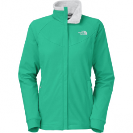 The North Face Ruby Raschel Softshell Jacket – Women's