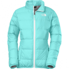 The North Face Andes Down Jacket – Girls'