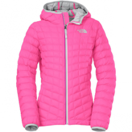 The North Face Thermoball Insulated Hooded Jacket – Girls'