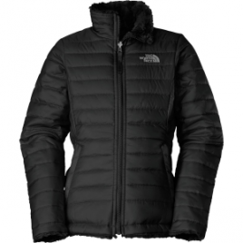 The North Face Mossbud Swirl Reversible Jacket – Girls'