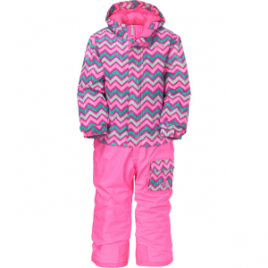 The North Face Insulated Jumpsuit – Toddler Girls'