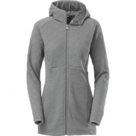 The North Face Hooded Caroluna Fleece Jacket – Women's