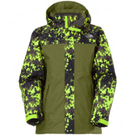 The North Face Abbit Triclimate Jacket – Boys'