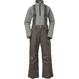 The North Face Snowquest Suspender Pant – Boys'