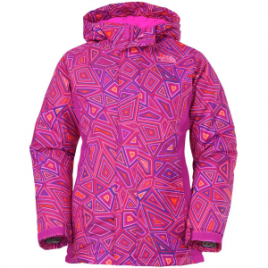 The North Face Delea Insulated Jacket – Girls'