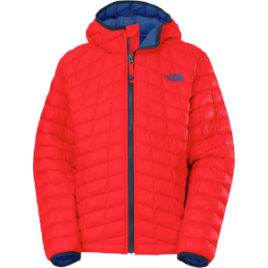 The North Face Thermoball Insulated Hooded Jacket – Boys'