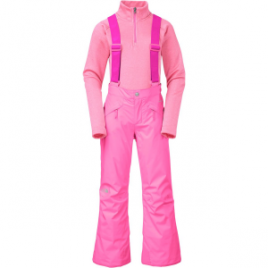 The North Face Snowquest Suspender Pant – Girls'