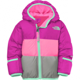 The North Face Moondoggy Reversible Down Jacket – Infant Girls'