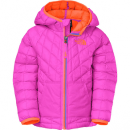 The North Face Thermoball Insulated Hooded Jacket – Toddler Girls'