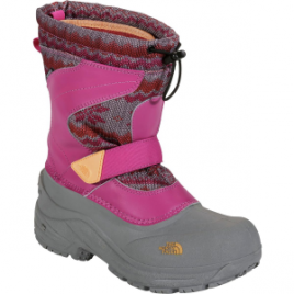 The North Face Alpenglow Pull-On Boot – Girls'