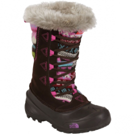The North Face Shellista Lace Novelty II Boot – Little Girls'