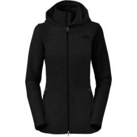 The North Face Indi Hooded Fleece Jacket – Women's