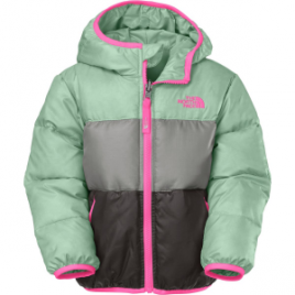 The North Face Moondoggy Reversible Down Jacket – Toddler Girls'