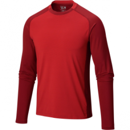Mountain Hardwear Butterman Crew Shirt – Long-Sleeve – Men's