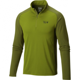 Mountain Hardwear Butterman 1/2-Zip Top – Long-Sleeve – Men's