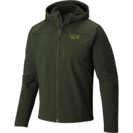 Mountain Hardwear Ruffner Hybrid Hooded Jacket – Men's