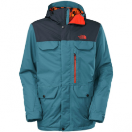 The North Face Rufus Insulated Jacket – Men's