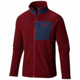 Mountain Hardwear Toasty Twill Fleece Jacket – Men's