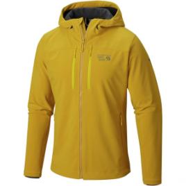 Mountain Hardwear Hueco Hooded Softshell Jacket – Men's