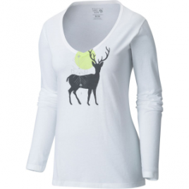 Mountain Hardwear Oh My Deer T-Shirt – Long-Sleeve – Women's
