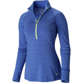 Mountain Hardwear Butterlicious Half-Zip Top – Long-Sleeve – Women's