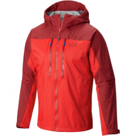 Mountain Hardwear Alpen Plasmic Ion Jacket – Men's