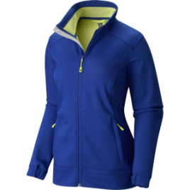 Mountain Hardwear Solamere Softshell Jacket – Women's