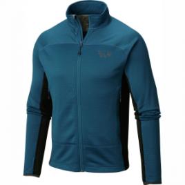 Mountain Hardwear Desna Grid Fleece Jacket – Men's