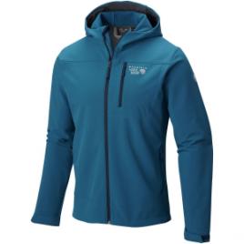 Mountain Hardwear Fairing Hooded Softshell Jacket – Men's