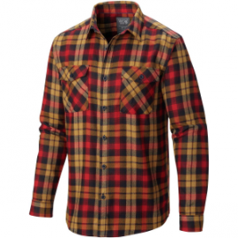 Mountain Hardwear Trekkin Flannel Shirt – Long-Sleeve – Men's