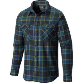 Mountain Hardwear Stretchstone Flannel Shirt – Long-Sleeve – Men's