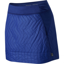 Mountain Hardwear Trekkin Insulated Mini Skirt – Women's