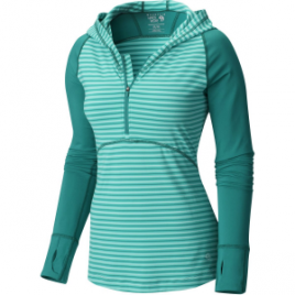 Mountain Hardwear Butterlicious Hooded Shirt – Long-Sleeve – Women's