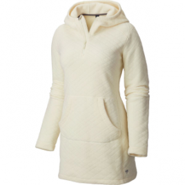 Mountain Hardwear Diamond Quartz Tunic Hooded Sweatshirt – Women's